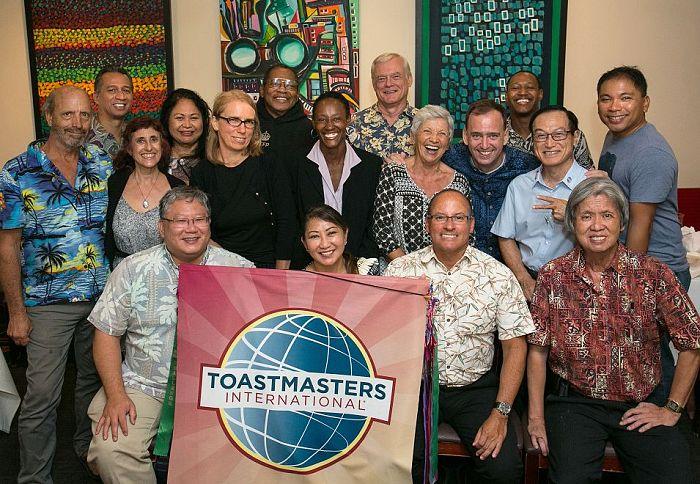 Waikiki Toastmasters 20th Anniversary
