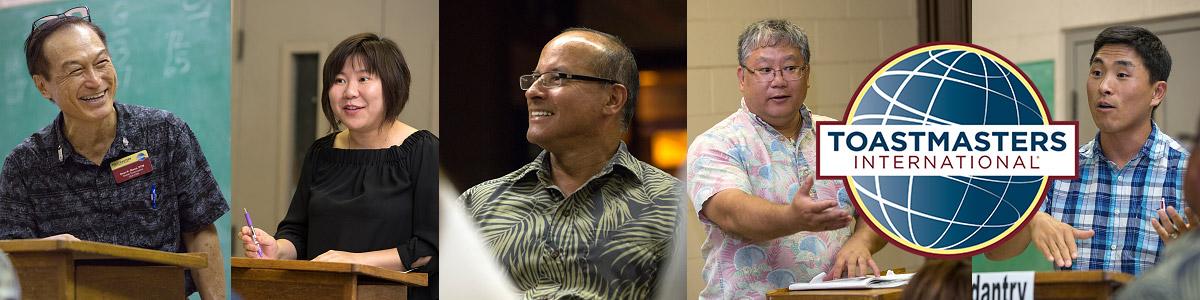 Public Speaking in Honolulu, Hawaii